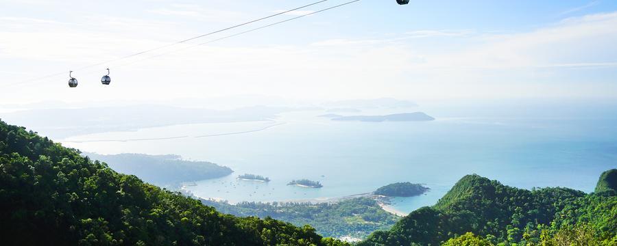 Langkawi Island Langkawin Kansainvalinen Lentoasema Hotellit